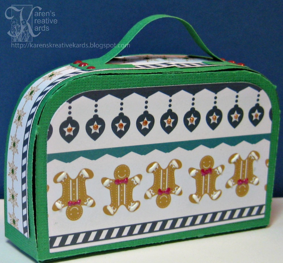 Kings Cross Gift Card Suitcase From Tonic Studios