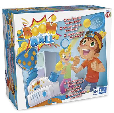 BOOMBALL - Juego | IMC Toys 2017 | COMPRAR JUGUETE - TOYS - JOGUINES caja