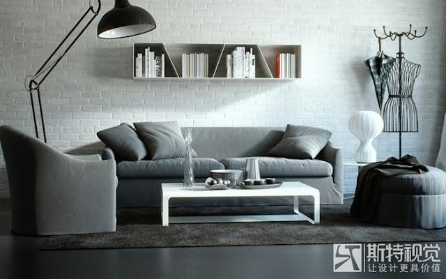 [3D Model Free]  Sofa 3