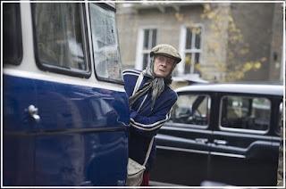 the lady in the van,意外心房客,住貨車的女人