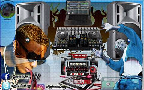 Dj skylord wizzy is here for the love for wizkid he  Presents you the sounds from the other sides Mixtape