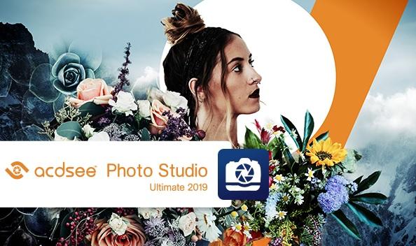 ACDSee Photo Studio Ultimate 2019 ดาวน์โหลดตัวเต็มฟรี