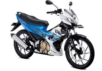 Motor Suzuki Satria FU 150 baru