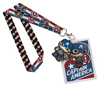 Lanyards: Captain America
