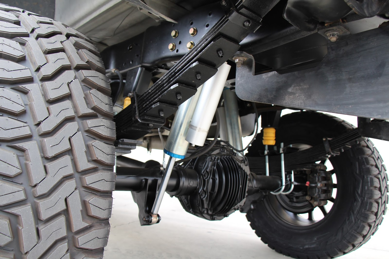 CJC Off Road Blog: Update to Our 1997 OBS F350 Carli
