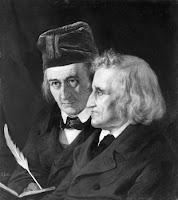 Irmãos Grimm - Jacob Grimm e Wilhelm Grimm