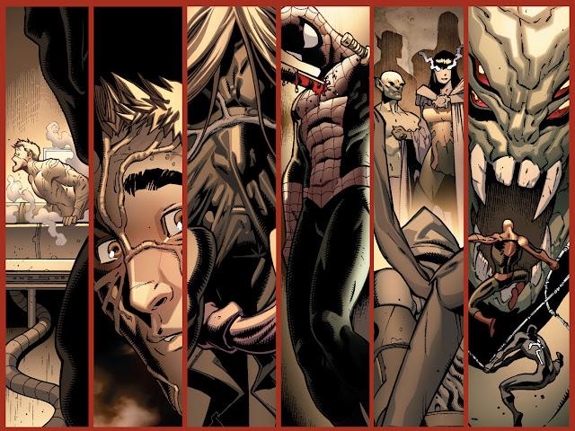 scarlet spider comic