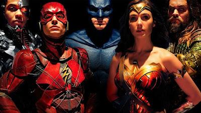 Liga da Justiça estreia em Novembro no Brasil