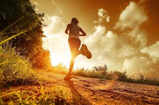 jogging for detox