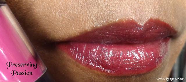Mac Perserving Passion Versicolour Lip Stain