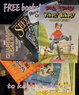 nola book fest free books