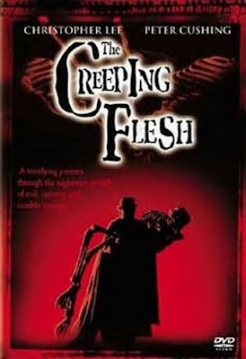 Portada DVD de The Creeping Flesh