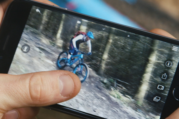 Dirt School Mobile App: It's A Mountain Bike Coach In Your Pocket