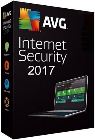 AVG Internet Security 32bits + 64bits (2017)