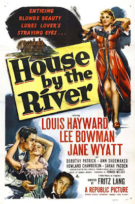 Au fil de l'eau (House by the river) Fritz Lang 1950