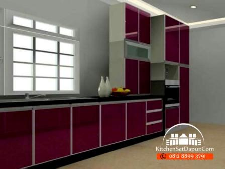 Jasa Pembuatan Kitchen Set Aluminium Cinere 0812 88993791 Jual