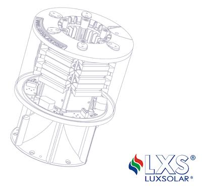 İleri mühendislik, Luxsolar ledli uçak ikaz lambaları