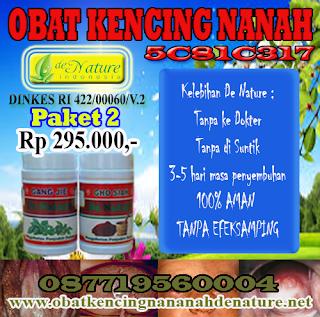 Obat Kencing Nanah 100% Herbal Di Jakarta Barat