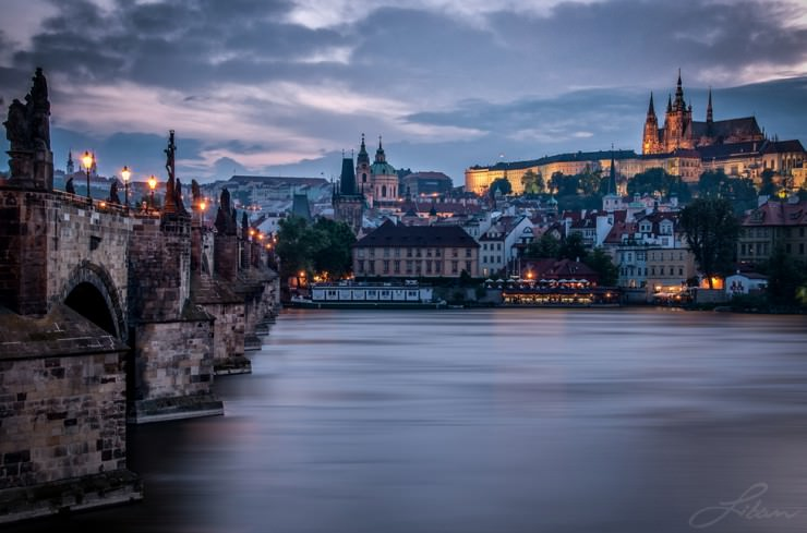 1. Prague, Czech Republic - Top 10 Medieval Towns in the World