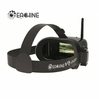 Eachine VR-007 FPV Cheap  Goggles