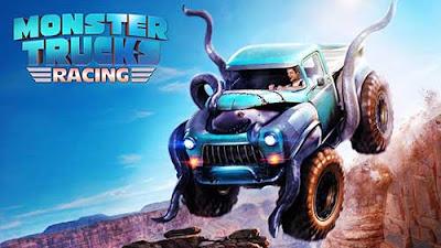 Download Game Monster Truck Racing 1.3.5 Mod Money