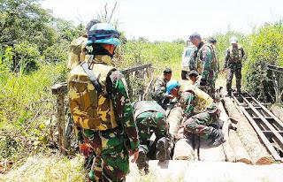 Personel TNI Konga XXXIX-A RDB Monusco