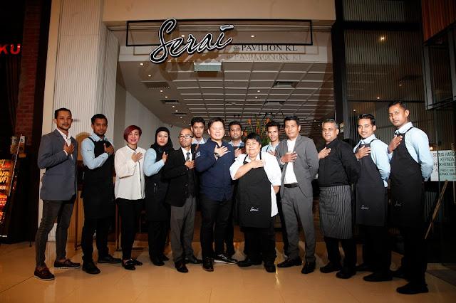 MIGF 2018 - Serai @ Pavilion Chef Team - Pavilion KL