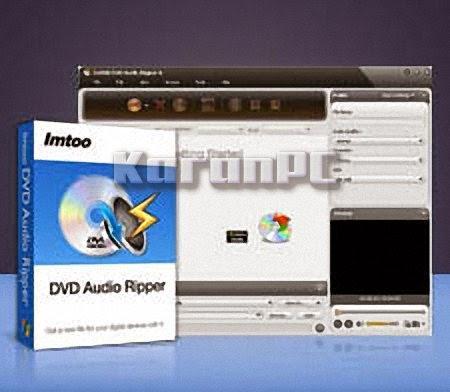 ImTOO DVD Audio Ripper 7.8.6.20150130 + Crack