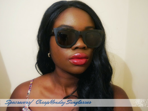 FASHION| SPECSAVERS CHEAP MONDAY GLASSES REVIEW