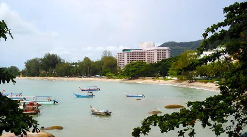 Batu Ferringhi Beach Hotels are plenty