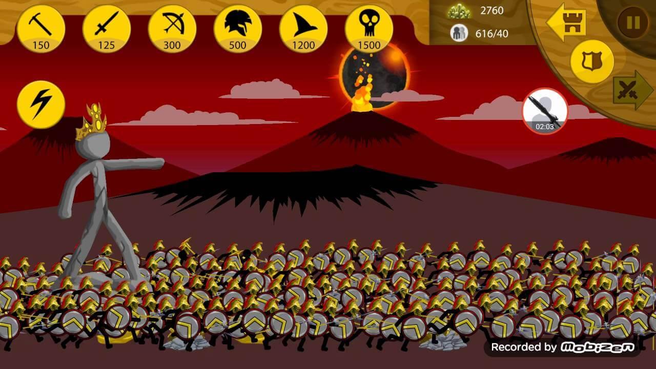 تحميل لعبة Stick War Legacy للاندرويد
