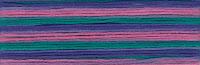 мулине Cosmo Seasons 8074, карта цветов мулине Cosmo
