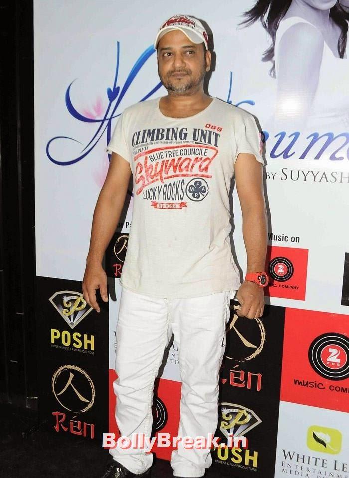 Sajid Ali, 'Khushnuma' Album Launch Pics