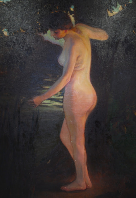 José Bermejo Sobera, Artistic nude, The naked in the art,  Il nude in arte, Fine art