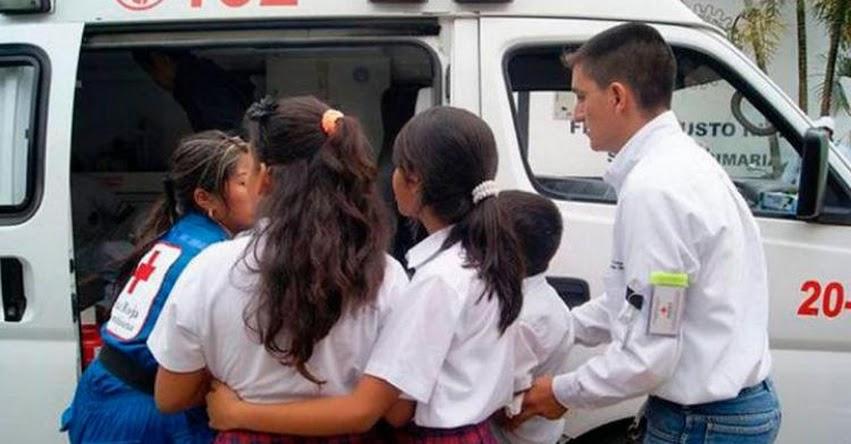 18 escolares se intoxican por consumir leche de Qali Warma en Tumbes