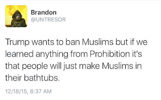 muslims in bathtubs