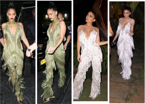 Kylie Jenner vs Rihanna: Who rocked the jumpsuit better?