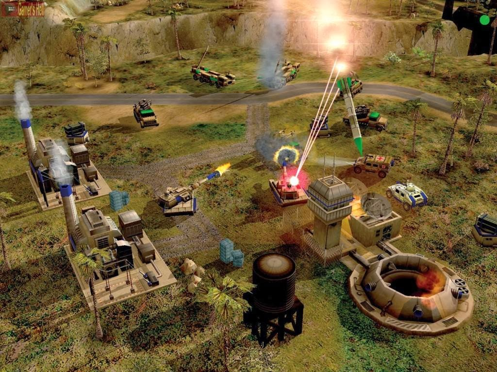 command and conquer generals free