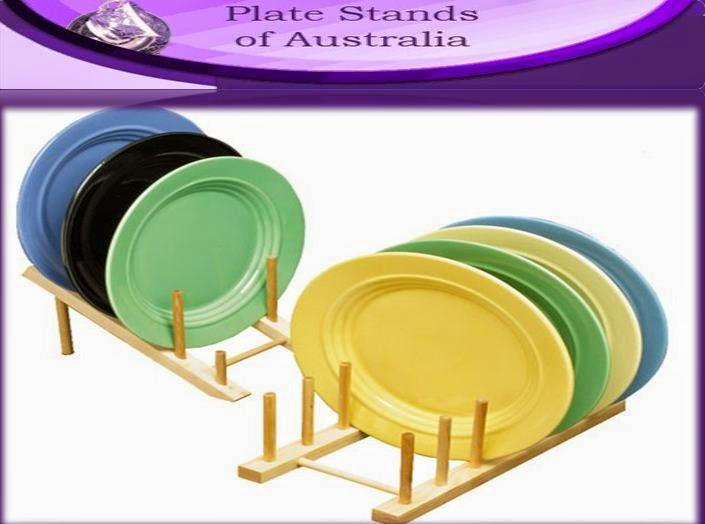 Plate Stand in Australia: October 2014