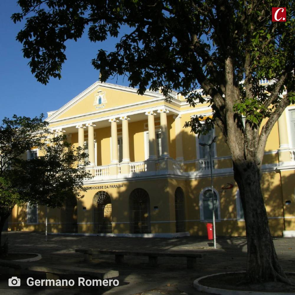 ambiente de leitura carlos romero clovis roberto centro historico joao pessoa capital paraiba