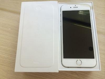 iPhone 6 lock nhật 64gb chính hãng
