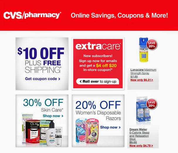 Today's Best CVS Deals