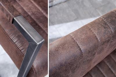 dizajnový nábytok Reaction, nábytok na sedenie, kovový nábytok