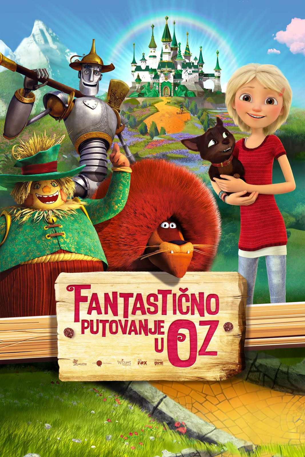 Fantastic Return To Oz (2019) English 250MB WEBRip 480p