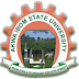 AKSU Important Notice To Students On Change Of Acceptance Fee Slip To Reciept