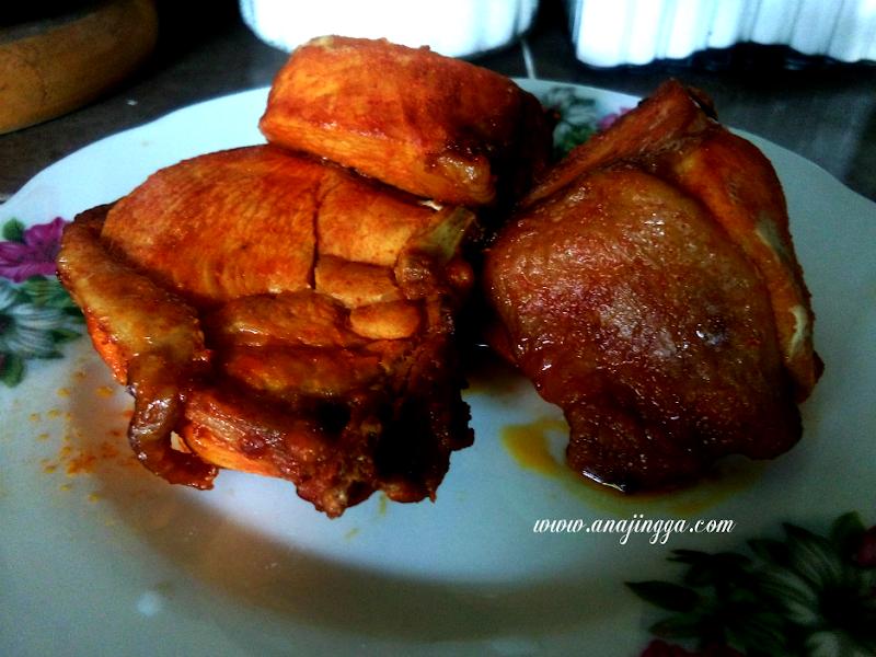 Tambat Selera Dengan Resepi Ayam Bakar Mudah