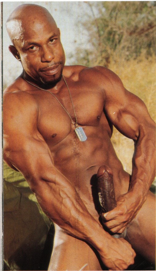 Theo Moore Naked Black Man - Cumception-2839