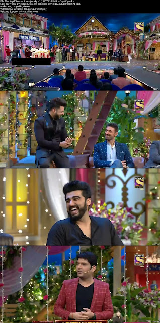 The Kapil Sharma Show 30 July 2017 HDTV 480p