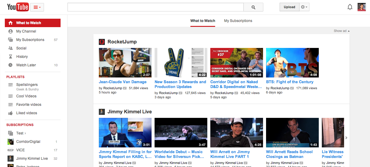 embedding youtube videos is not a copyright violation website