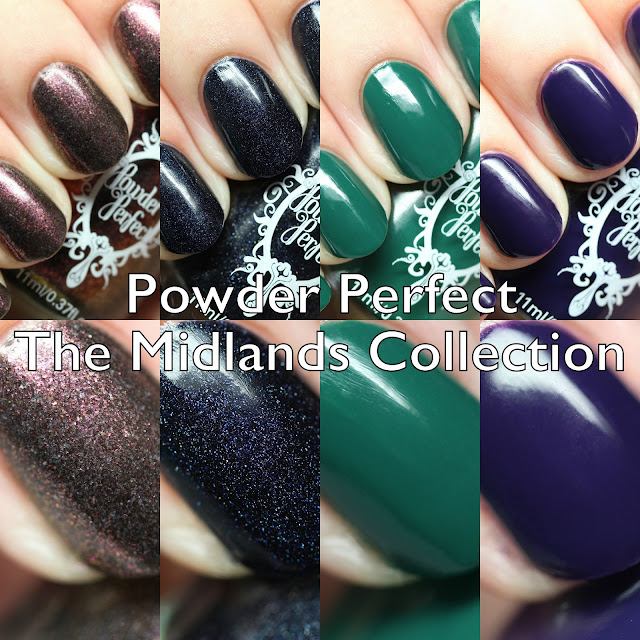 Powder Perfect The Midlands Collection